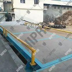 Pitless Concrete Weighbridge
