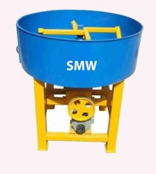 1500 RPM Stainless Steel 150 L Colour Mixing Machine, For Industrial, Model Name/Number: SMW - PAN
