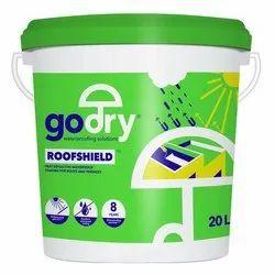 Godry Roofshielf Heat Reflective Waterproof Coating