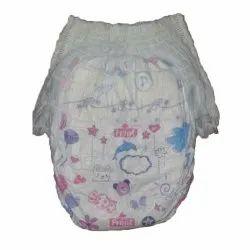 Cotton Disposable Medium Size Baby Diaper, Age Group: 3-12 Months