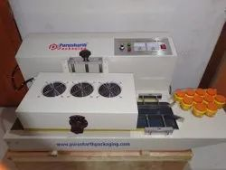 Continuous Induction Sealer Machine