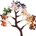 Gemstone Crystal Reiki Fortune Tree