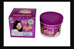 Faiza Herbal Beauty Cream By Poonia, For Parlour, Packaging Size: 250g