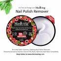 Masking -Nail Polish Remover Wipes / Pads -Litchi