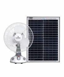 DC Table Fan Without Inbuilt Battery