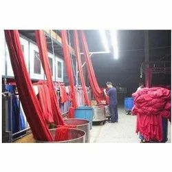 Hosiery Dyeing Services