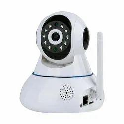 Hi-Focus Rotating Wifi Camera