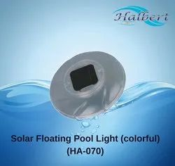 Solar Floating Pool Light (Colorful)