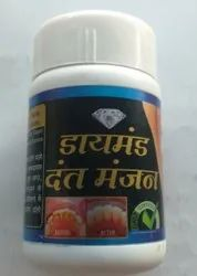 Powder Diamond Dant Manjan, For Personal