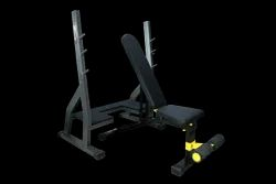 Nova Fit Nk-6s Olympic Adjustable Bench With Stand