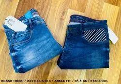 Denim Plain Tredo Jeans