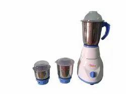 Veena Mixer Grinder 3 jar, Capacity: 100 - 300 ml, 300 W - 500 W