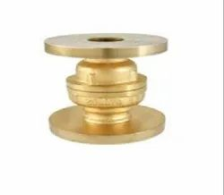 Bronze Vertical Lift Check Valve Flanged