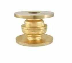 Bronze Vertical Lift Check Valve Flanged