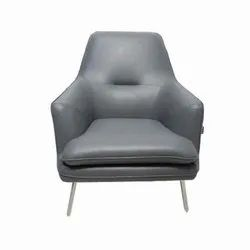Avan Modern PU Armchairs, Size: 3.5 X 2.5 Feet, Seating Capacity: One