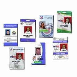 ID Card Printing Service, in Off Site