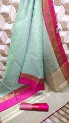 Cotton Printed Ethnic Saree