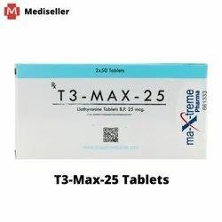 T3 Max 25