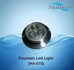 Fountain LED Light
