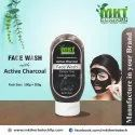 Mkt Herbal Activated Charcoal Face Wash, Gel, Age Group: Adults