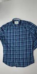 Ajmera Fashion Cotton Check Shirts