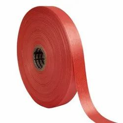 Double Satin NR - Carrot Pink Ribbons 25mm/ 1''Inch 20mtr Length
