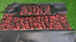 RR Multicolor Cushion Seat Cover, Size: 34