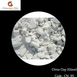 China Clay Lump CN-95, Grade: Lumps, Packaging Size: 50
