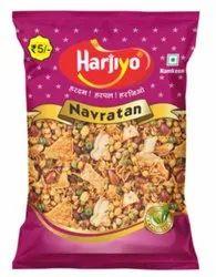 Harjiyo Navratna Mix Namkeen, Packaging Size: 20 Gm