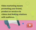 Product Marketing Video Making Service