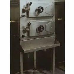 Mild Steel Electric Idli Steamer, For Commercial