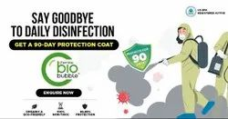 Chemtex Biobubble Coat 90d Sanitization Service For Residences