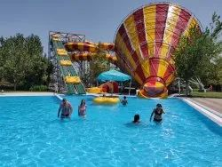 FRP Water Parks