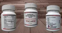 Coenzyme Q10 100mg Garlic Ext 200 Mg Ginkgo Biloba 50mg, Tescarse