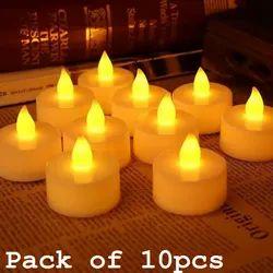 Diwali Led Diya pack of 10pcs