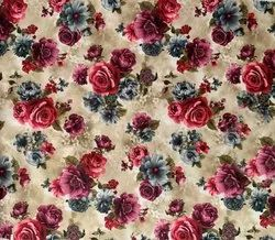 Polyster Panipat Printed Sofa Chair fabric, Size: 58' Width