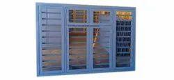 2 Side Stainless Steel Window