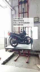 LMI-EL-06 Hydraulic Goods Elevator