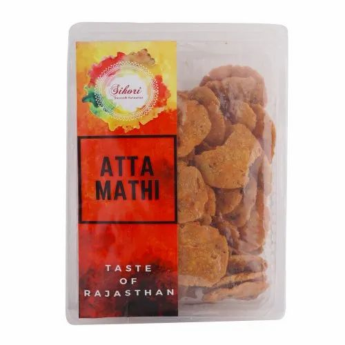 Rajasthani Savouries Atta Mathri, Packaging Size: 250g