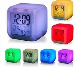 Digital Colour Watch