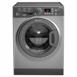 Capacity(Kg): 7 Kg Fully Automatic Washing Machine, Grey