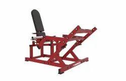 Seated calf press