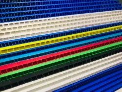 PP Corrugated Cable Sheet
