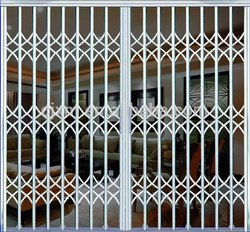 Collapsible Security Gate