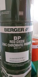 Red Oxide Berger, For Primer, GSM: 20 Liters