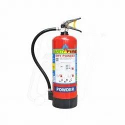 Refilling Of Fire Extinguisher
