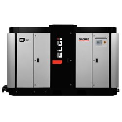 Two-Stage Water Cooled Compressor