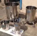 Stainless Steel Storage Vessels Tanks