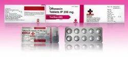 Ofloxacin 200 Mg, Tesflox-200
