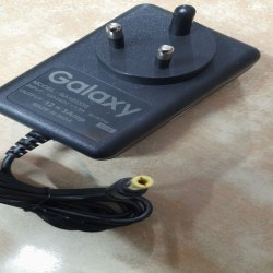 Galaxy Black 3 Amp Power Adapter